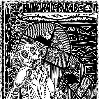 Part 1 - Funeral Parade (12in EP+Zine) [Vinyl] USA import