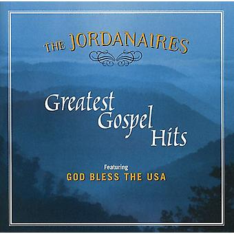 Jordanaires - Greatest Hits van de evangelie [CD] USA importeren