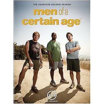 Menn i en bestemt alder: sesong 2 [DVD] USA import
