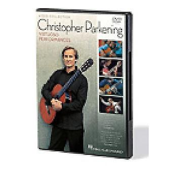 Christopher Parkening - Virtuoso Performances [DVD] USA import