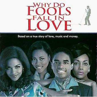 Various Artists - Why Do Fools Fall in Love [CD] USA import