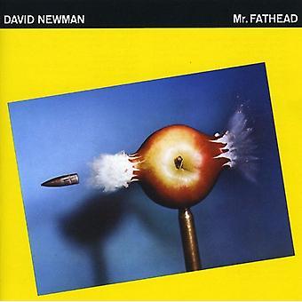 David Fathead Newman - Mr. Fathead [CD] USA import