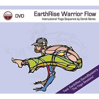 Derek Beres - Earth Rise Yoga [CD] USA import
