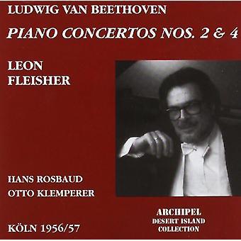 L.V. Beethoven - Con Pno & Orch [CD] USA import