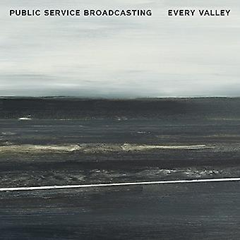 Public Service Broadcasting - Every Valley [CD] USA import