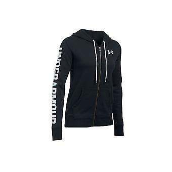 Under Armour Favorite FZ Hoodie 1302361-916 Womens sweatshirt