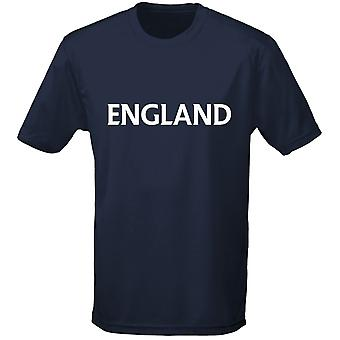 England Football Rugby Mens T-Shirt 10 Colours (S-3XL) by swagwear