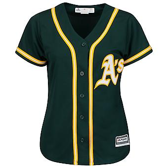 Majestueuze authentiek cool basis Jersey - Oakland Athletics