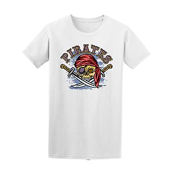 Pirates With Red Bandana Tee Men's -Image by Shutterstock