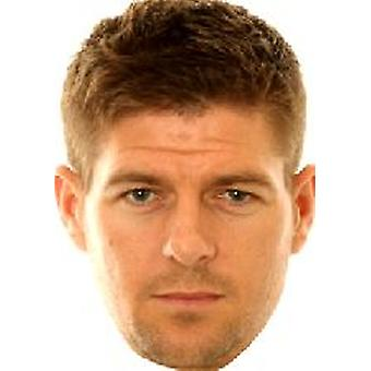 Maschera di Steven Gerrard