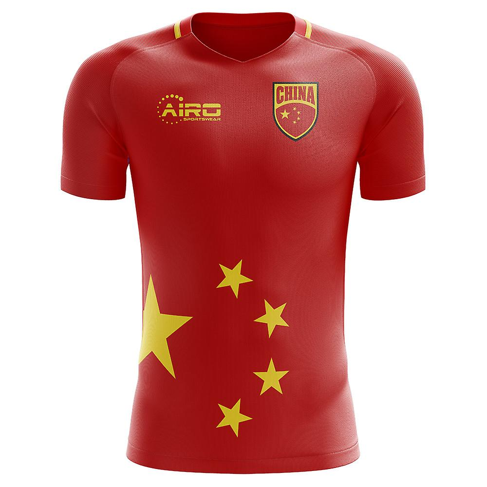2020 2021 China Home Concept Camiseta De Fútbol Niños Fruugo No