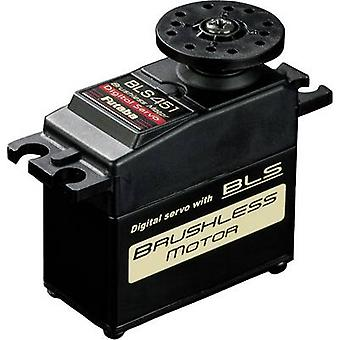 Futaba Standard servo BLS451 Digital servo Gear box material: Metal Connector system: Futaba