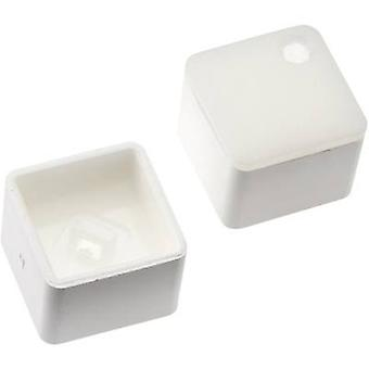 Mentor 2271.1111 Switch cap White 1 pc (s)