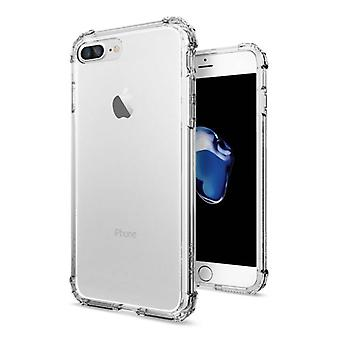 Stuff Certified® iPhone 7 Transparent Clear Hard Case Cover Cases