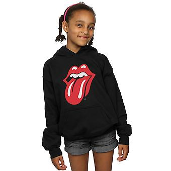 Rolling Stones Girls Classic Tongue Hoodie