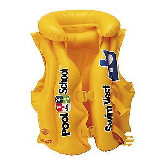 Intex 'Zwembad School' opblaasbare zwemmen Vest