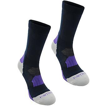 Karrimor damskie damskie spaceru skarpety obuwie akcesoria 2 Pack