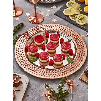Prestige Frozen Mini Raspberry Cheesecakes