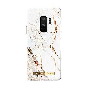 iDeal Of Sweden Samsung Galaxy S9 Plus - Carrara Gold