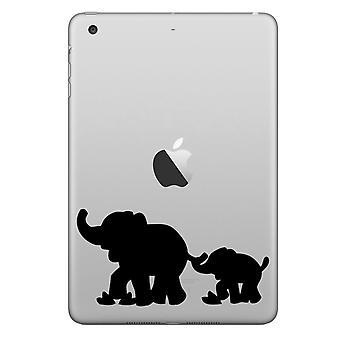 HAT PRINCE elegante Chic anti-deal adesivo iPad ecc-Elephants