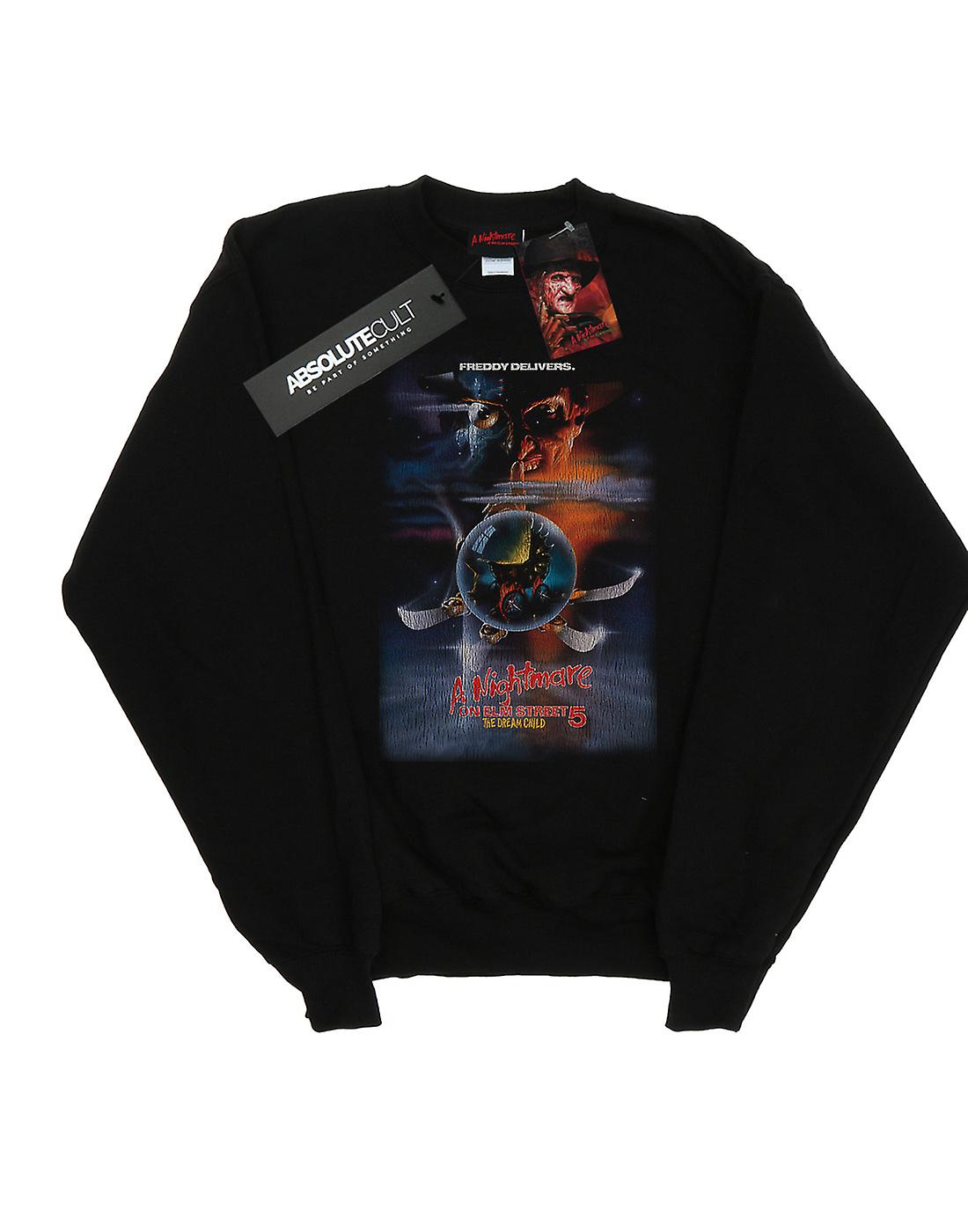 A Nightmare On Elm Street Men's The Dream Child Sweatshirt