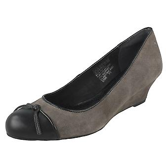 Womens Rockport Smart Casual Wedged Ballerina