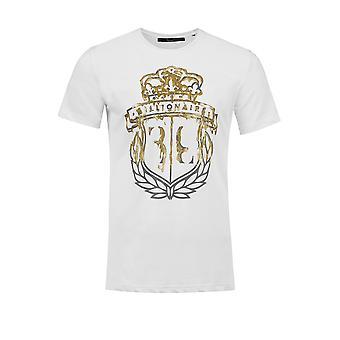 T-shirt Logo Mtk1983 Bowie - Billionaire