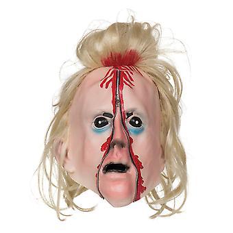 Bloody Zip Face