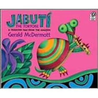 Jabuti la tartaruga da Gerald McDermott - 9780152053741 libro