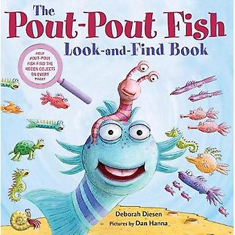 Het Pout-Pout vis blik-en-vind-boek door Deborah Diesen - 97803743044