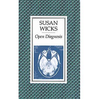 Diagnosi aperta (principale) da Susan Wicks - 9780571171392 libro