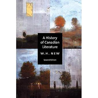 A History of Canadian Literature by New - 9780773525979 Book