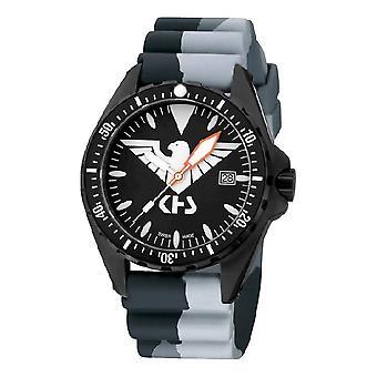 KHS MissionTimer 3 mens watch zegarki Eagle jeden KHS. M-CY. DC1