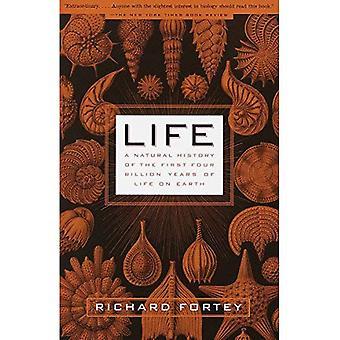 Liv: En naturhistoria av de första fyra miljarder åren av liv på jorden