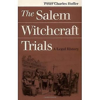 De proeven van de Salem hekserij: Een Rechtsgeschiedenis (Landmark Law Cases and American Society)