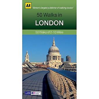 50 paseos en Londres