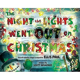 Die Nacht gingen die Lichter aus für Weihnachten