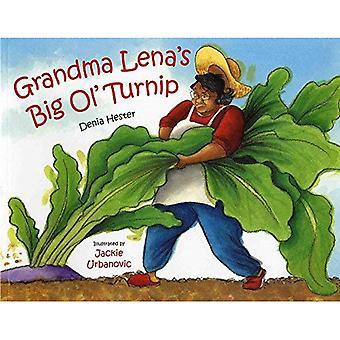 Bestemor Lenas store OL ' nepe (Albert Whitman Prairie Innbundet)
