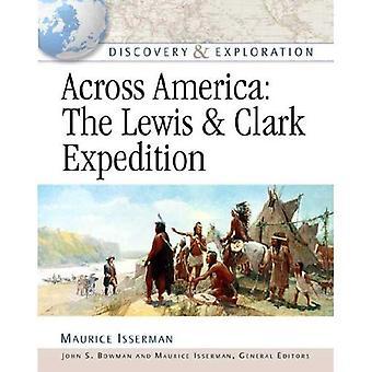 Across America: De Lewis och Clarks Expedition (Discovery & prospektering)