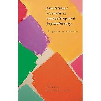 Praktiker-Forschung in der Beratung und Psychotherapie