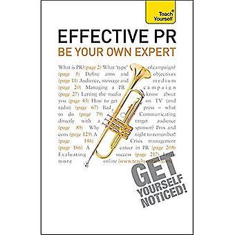 Lär dig effektiv PR: Bli din egen Expert