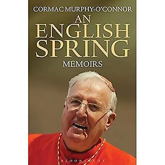 An English Spring: Memoirs