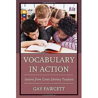 Vocabulaire en Action