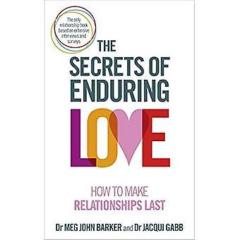 Hemligheter av Enduring Love: hur man gör relationer sista