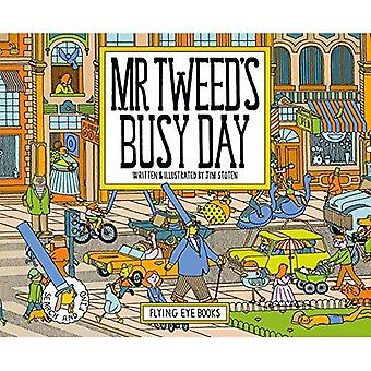 Mr Tweeds Busy Day