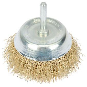 Draper 41432 50mm Hollow Cup Wire Brush