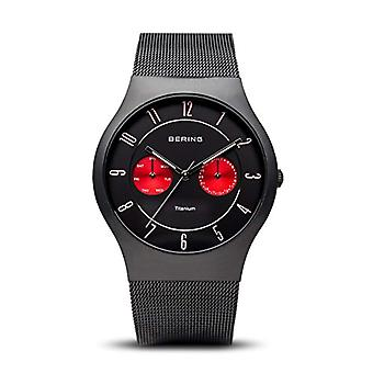Bering quartz analogue Man with stainless steel strap 11939-229