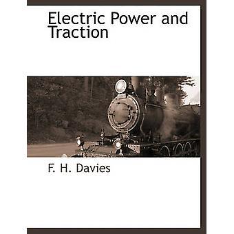 Energia elettrica e trazione di Davies & F. H.