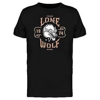 一匹狼 1974 t シャツ メンズ-シャッターによる画像