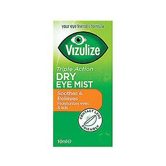 Vizulize droge ogen Mist 10Ml